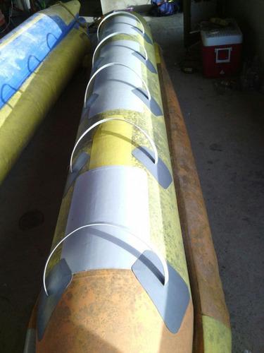 reparo bote inflable,dinguis,banana, raftin,kit de repacion