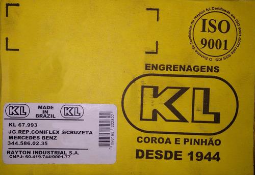 reparo caixa satélite sem cruzeta mb 1113  - kl 67993
