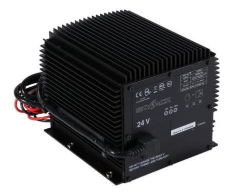 reparo cargadores bateria signet hb600-24b equipos genie