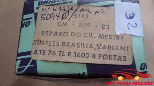 reparo cilindro mestre simples brasilia  variant tl 5143