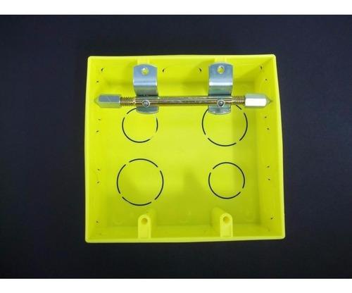 reparo de abas caixinha de luz 4x4 - rápido e prático