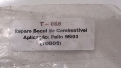 reparo do bocal do combustível do pálio de 96 a 00  pçc025