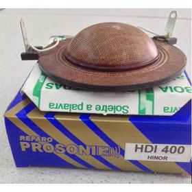Reparo Driver Hinor Hdi 400 Kit Com 5 Peças