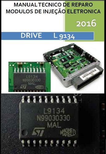 reparo driver l9134 - vol 01 - 2016