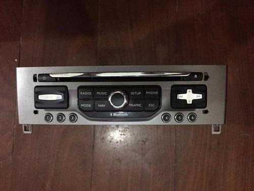 reparo e conserto rt6 radio 308 rneg ds3 408 c4