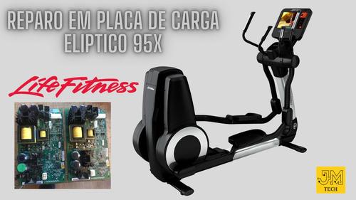 reparo em placa dsp life fitness t95 de esteira ergométrica