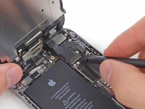 reparo em placas de iphone
