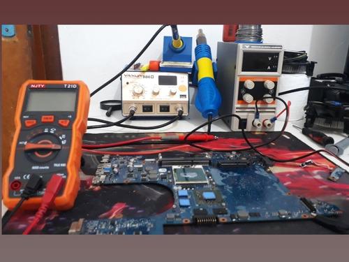 reparo em placas de vídeo, notebooks e desktops