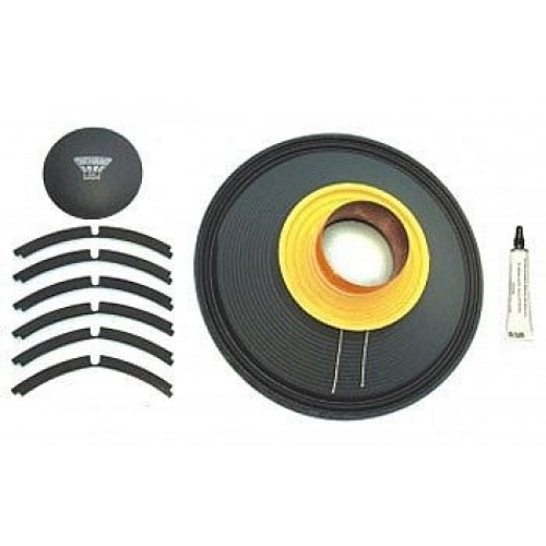 reparo kit completo original mg 10/400 oversound 8 ohms