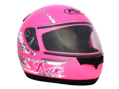 reparo / kit fixador + viseira para  capacetes fly drive