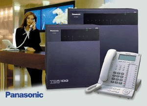 reparo lineas telefónicas,centrales panasonic programo.