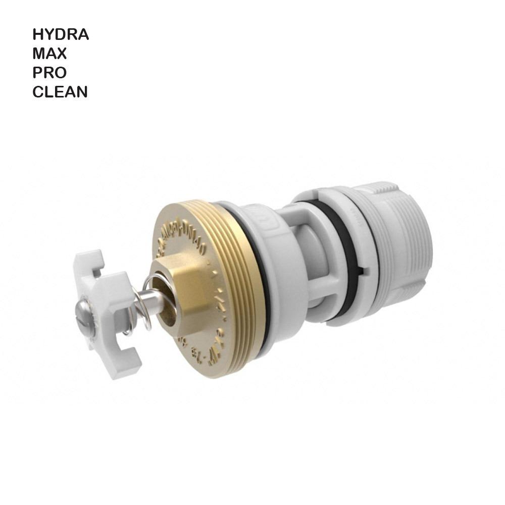 valvula de descarga hydra max