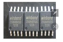 reparo placa principal tv aoc le39d7430 flash 25q64 original