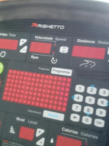 reparo placas de academias - esteiras -  bikes - righetto