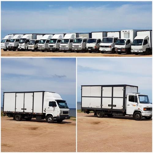 repartos fletes transportes alimentos y refrigerados