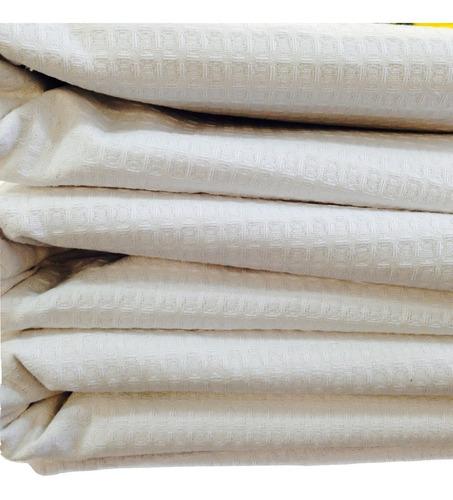 repasadores nido abeja x docena algodón fajinar gastronomía