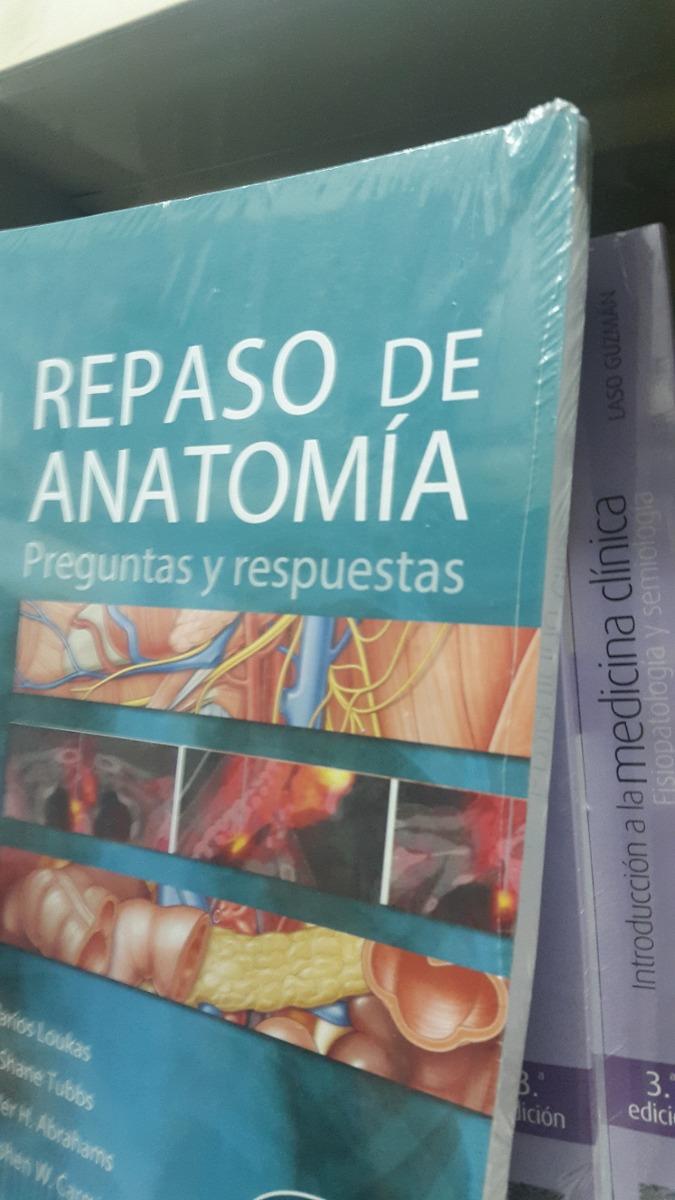 Repaso De Anatomia Preguntas Y Respuestas Gray - $ 965,00 en Mercado ...