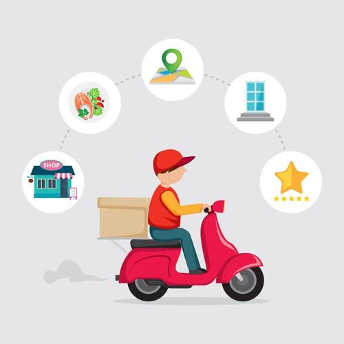 repasse franquia de app de delivery cidade piracicaba - sp