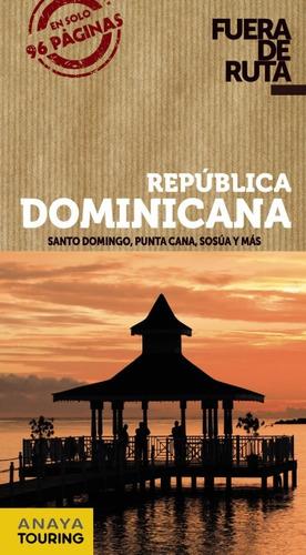 rep¿blica dominicana(libro viajes)