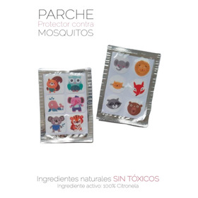 Repelente Antimosquitos Para La Familia, Apto Para Bebés