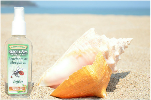 repelente biodegradable de moscos jejen 125 ml.