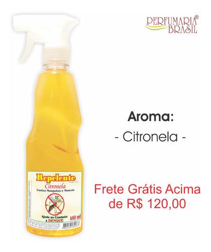 repelente citronela 500 ml