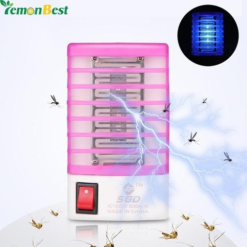 repelente electrico mosquitos mata moscas moscos insectos