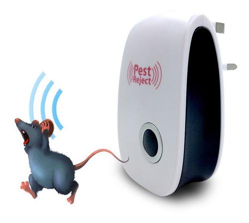 repelente eletrônico espanta ratos baratas insetos mosquitos