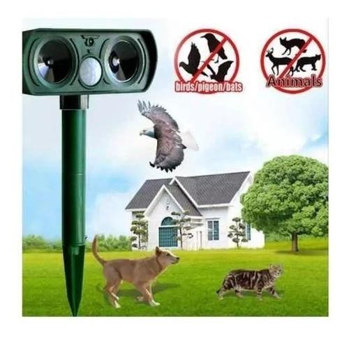 repelente eletrônico para gatos cães ratos morcegos pombos