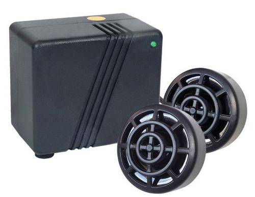 repelente eletrônico para ratos e morcegos 1000m²  rem 3002