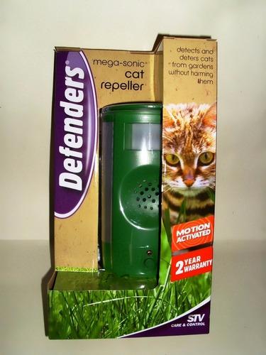 repelente eletrônico ultrassônico para gatos - espanta gatos