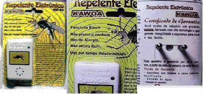 repelente eletronico contra mosquitos bivolt - nao usa refil