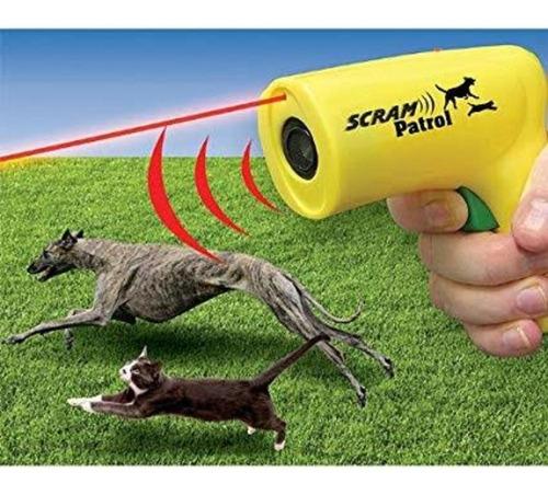 repelente eletronico de cachorros espanta afasta caes e gato