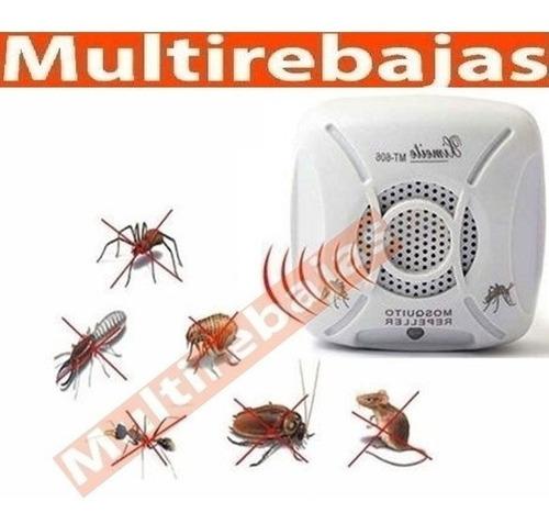 repelente  espanta ratas cucarachas aranas pulgas hormigas