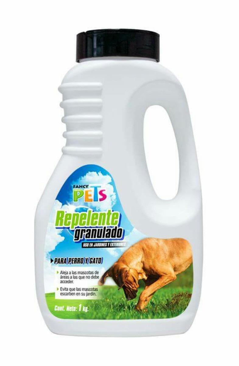 repelente granulado para perros y gatos en