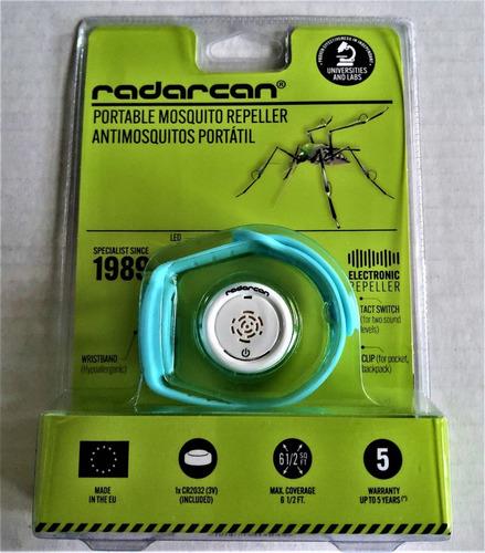 repelente radarcan: pulsera - unidad a $297979