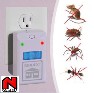 repelente ratones insectos hogar  2 x 1