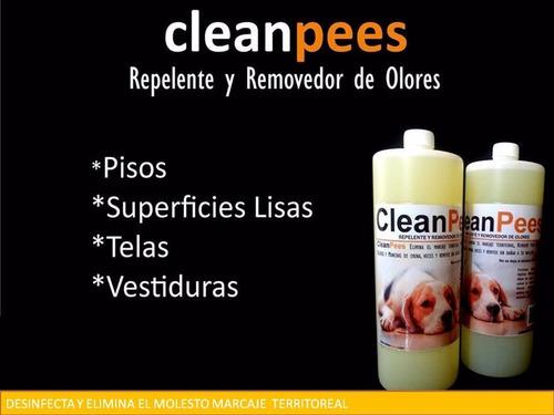 repelente removedor limpiador de olres y marcaje terrotorial