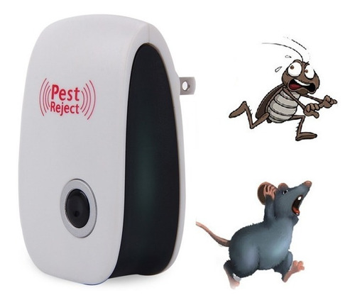 repelente ultrasonico de cucarachas , mosquitos insectos ,et