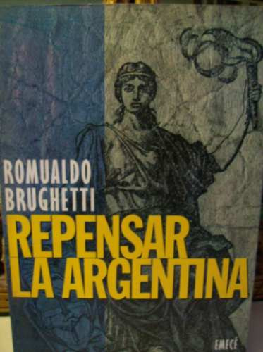 repensar la argentina romualdo brughetti ed emecé