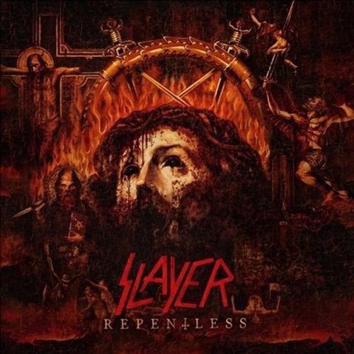repentless slayer disco cd con 12 canciones