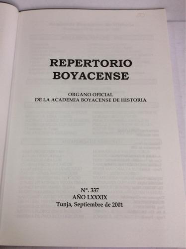 repertorio boyacense, compilado por cayo leónidasleonidas