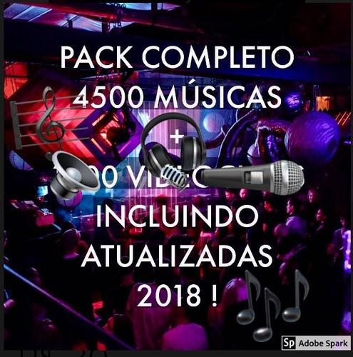 repertório dj 20 mil músicas festa pronta 2019 + atualizado
