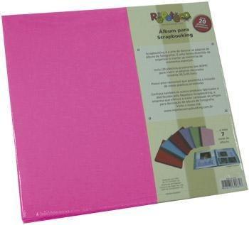 repeteco - álbum liso (pink cancum)