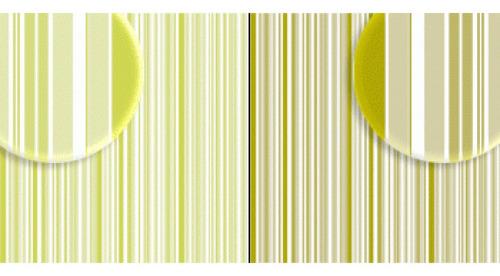 repeteco - duo básico listras verde/pistache - alecrim