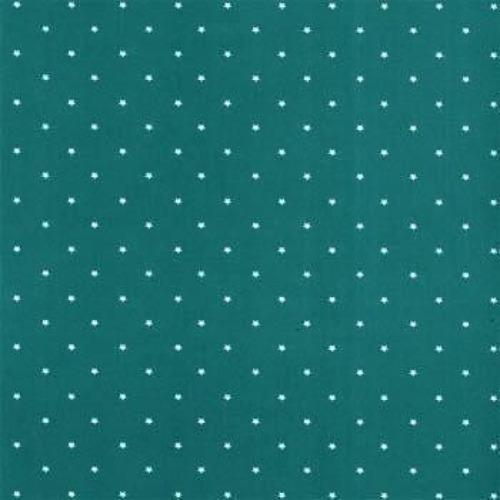 repeteco - linha basic - estrelas grandes (verde escuro)