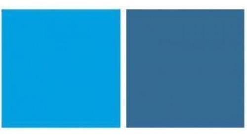 repeteco - linha duo azul/azul marinho - hortência