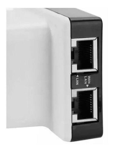 repetidor amplificador de sinal wireless extensor cabo rede