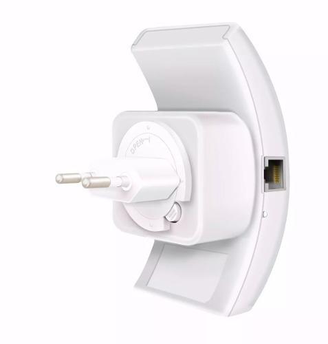 repetidor amplificador melhora sinal wifi 600mbps botao wps