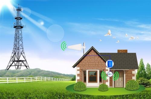 repetidor, amplificador señal de celular 3g-2g  para campo